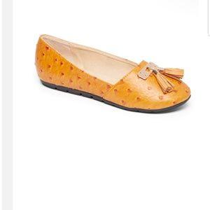 Victoria K embossed Shoes BNIB